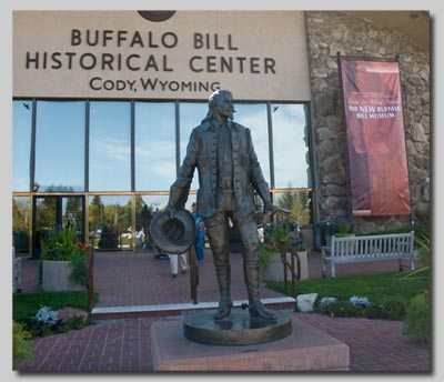 The Buffalo Bill Historical Centre in Cody, Wyoming.